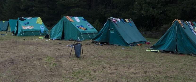 Autorització campaments d'estiu