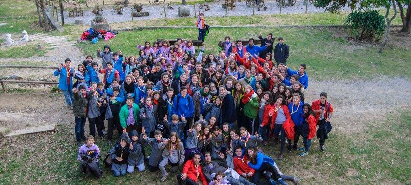 Campaments de Nadal2013