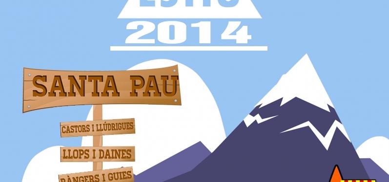 Campaments d'estiu 2014!!